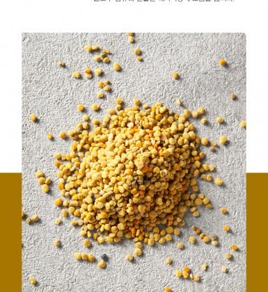 강화꿀벌화분